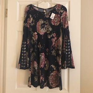 Ariella floral dress